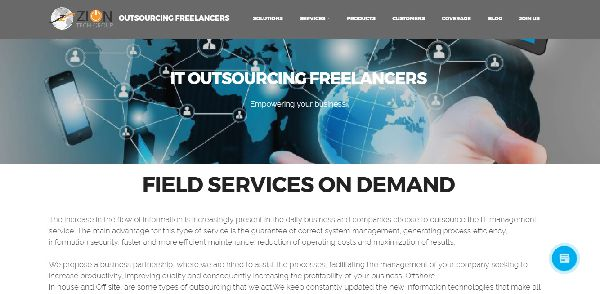Outsourcing Freelancers